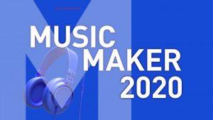 Magix Music Maker 29.0.0.13 Crack & Full Serial Key